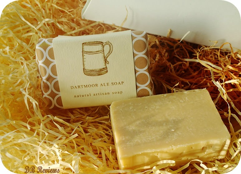 Gentleman's Gift Set from The Dartmoor Soap Company