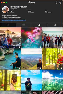 Cara Install Aplikasi Asli Instagram Di Mac, Bisa Upload Foto, Like dan Komentar