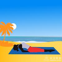 yoga encourages healing