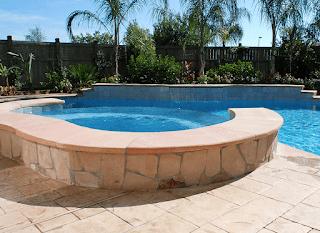 Custom Free Form Inground Pools 1