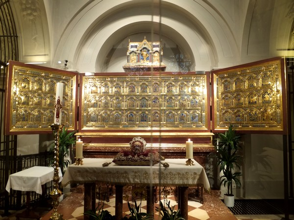Vienne Vienna Wien Klosterneuburg abbaye monastère stiftklosterneuburg autel verdun
