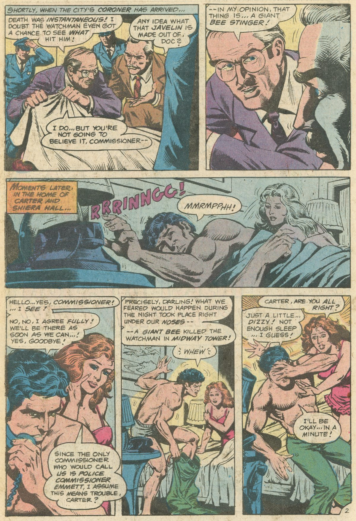 Read online World's Finest Comics comic -  Issue #267 - 34