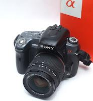 harga Jual DSLR Sony Alpha A550