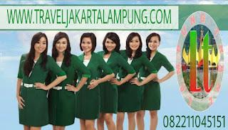 Travel Menteng Ke Pringsewu Lampung