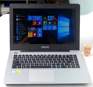 Laptop Gaming Asus X456URK