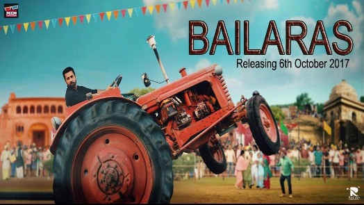 full cast and crew of Punjabi movie Bailaras 2017 wiki, Binnu Dhillion story, release date, Bailaras Actress name poster, trailer, Photos, Wallapper