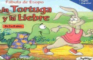 La liebre y la tortuga - famosas fabulas