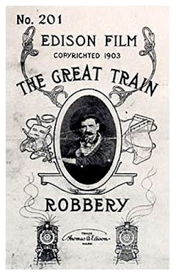 Portada película The Great Train Robbery