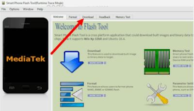 Cara Flash Firmware Himax Polymer 2 L101, L102, L103, L105, L106