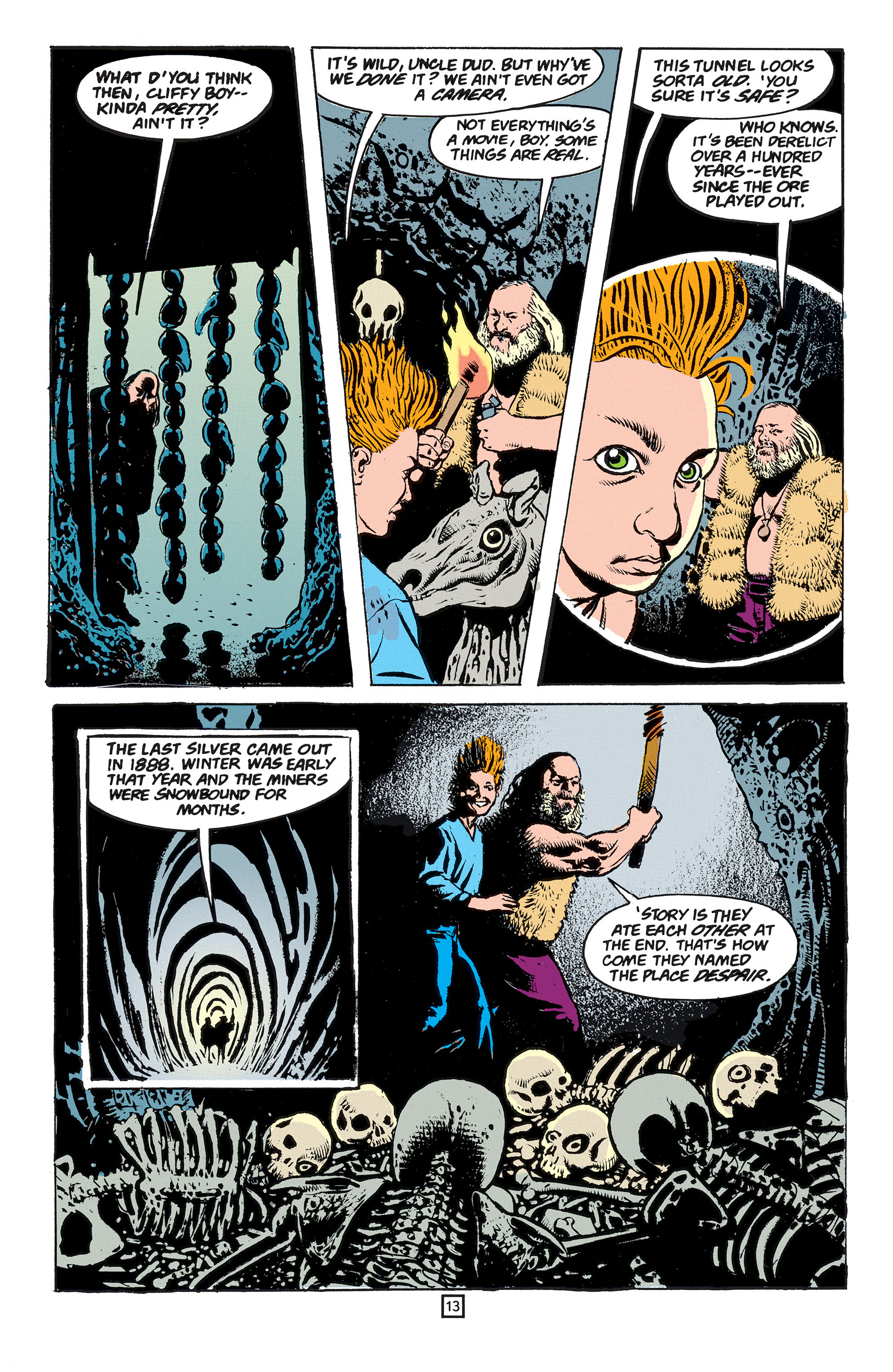 Read online Animal Man (1988) comic -  Issue #55 - 14