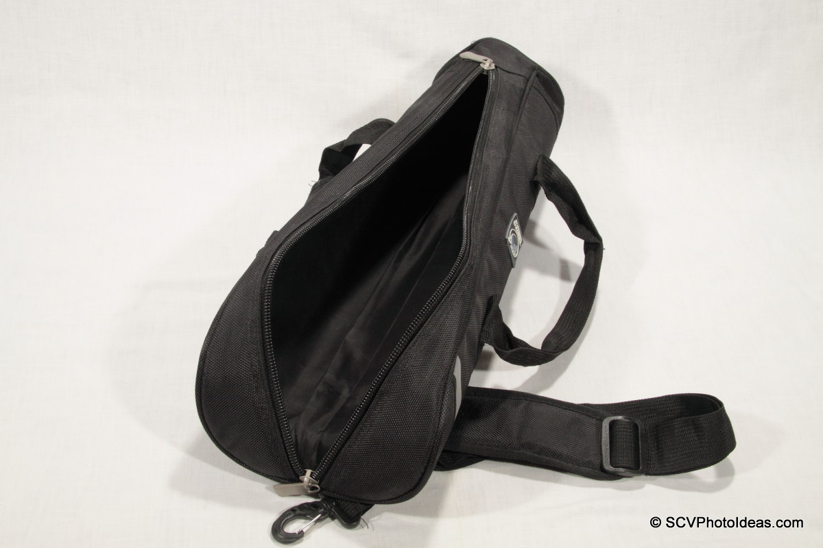 Triopo GT-3228X8C carry-bag openning