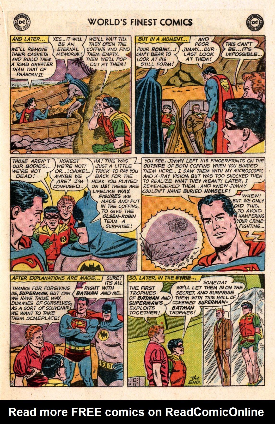 Read online World's Finest Comics comic -  Issue #141 - 21