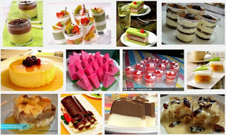 Resep Puding