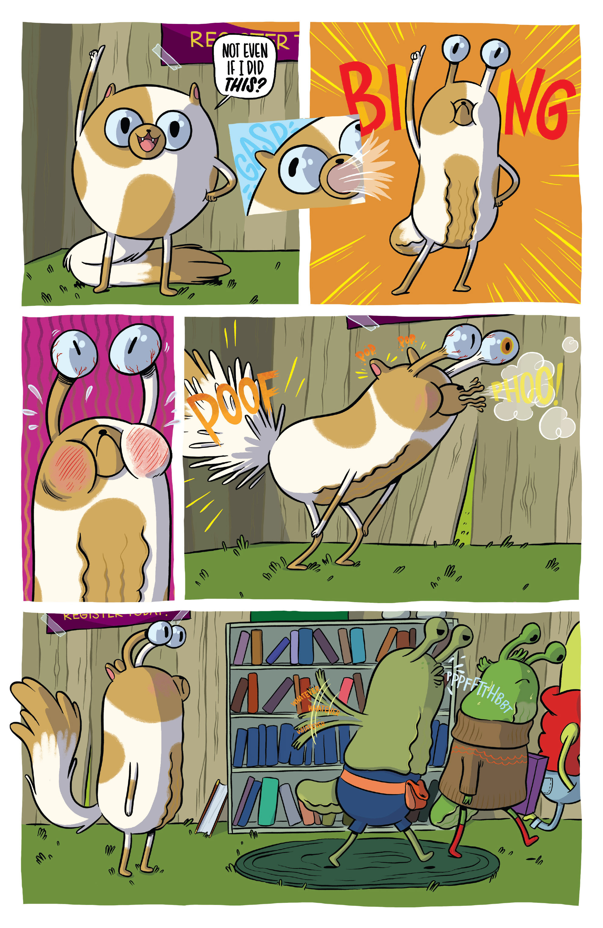 Read online Adventure Time Fionna and Cake Card Wars comic -  Issue #1 - 19