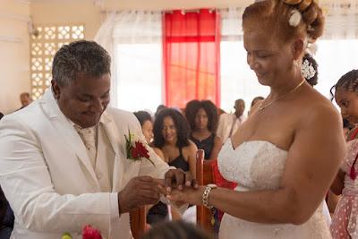 mariage guadeloupe mairie de pointe noire côte sous le vent