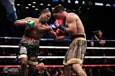 Shawn Porter Defeats Danny Garcia