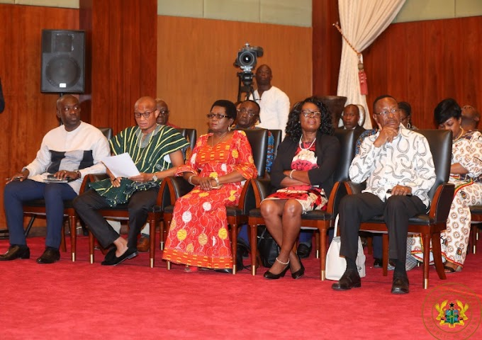 """""""No Evidence Of Corruption Adduced Against My Appointees"""" – President Akufo-Addo"""