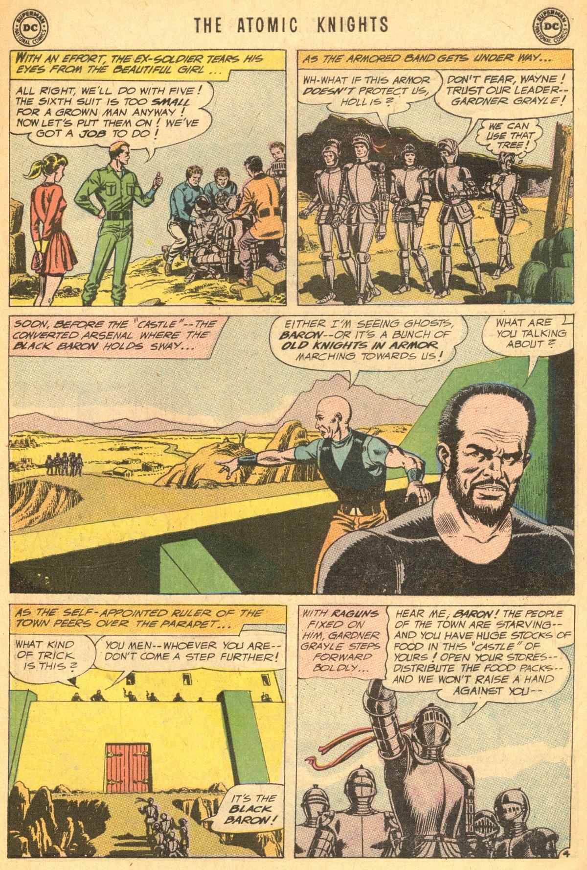 Strange Adventures (1950) issue 218 - Page 27