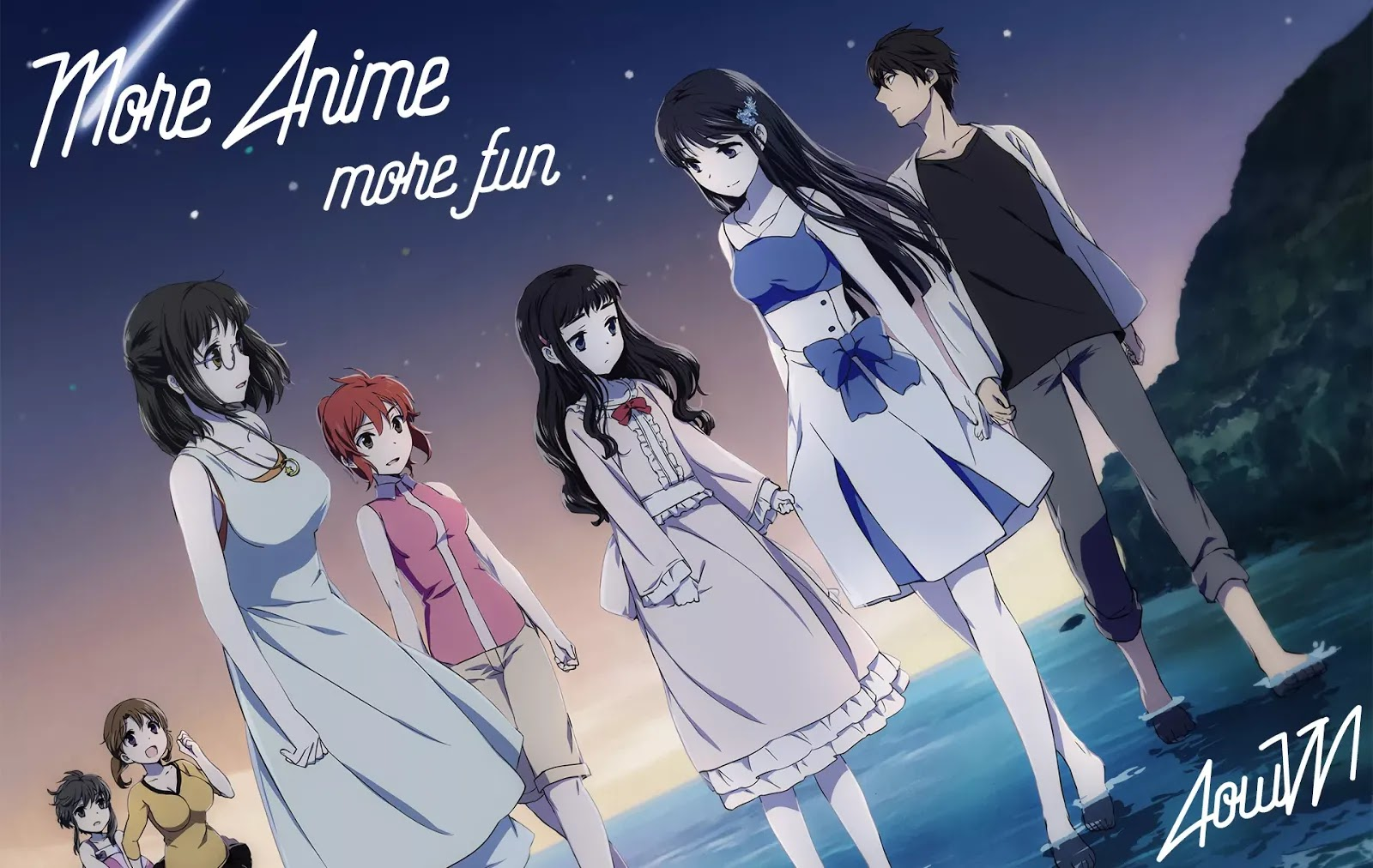 Mahouka Movie AowVN.org min - [ Anime 3gp Mp4 ] Mahouka Koukou no Rettousei Movie: Hoshi wo Yobu Shoujo | Vietsub - Hấp Dẫn