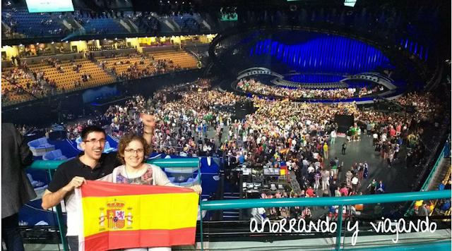 Altice Arena Final Eurovision 2018 Lisboa