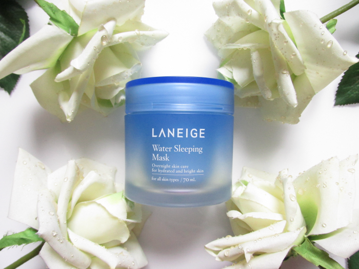 Review: LANEIGE - Water Sleeping Mask - 70ml - 38,95 € - missandmissy.de