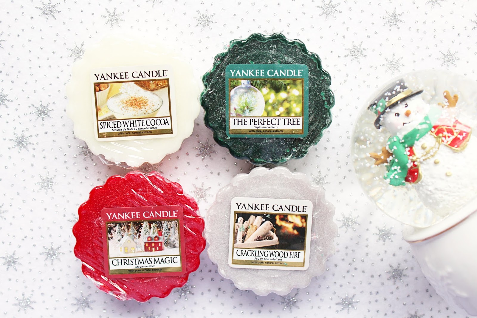 Yankee Candle Christmas Collection 2017