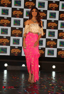 Actress Shilpa Shetty Pictures at Super Dancer Show Announcement  0005.jpg