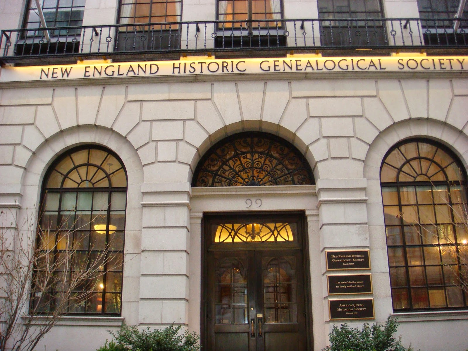 Genealogy Ink: New England historical and genealogical ...