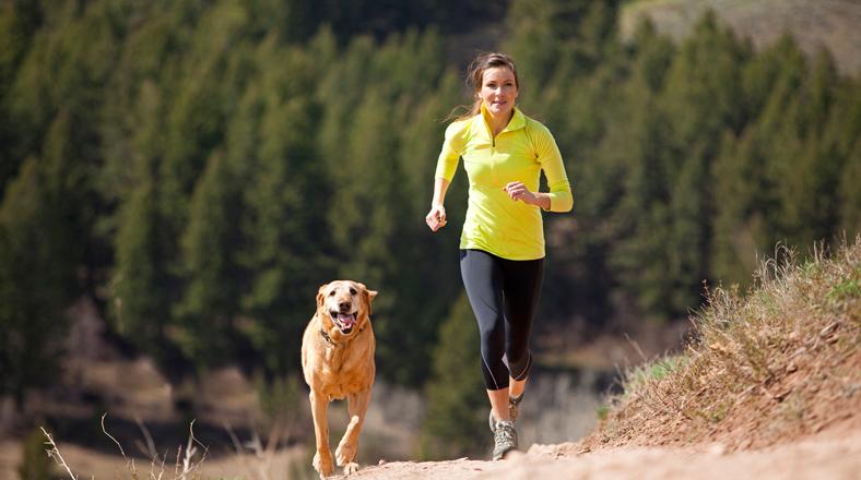 Corre con tu perro