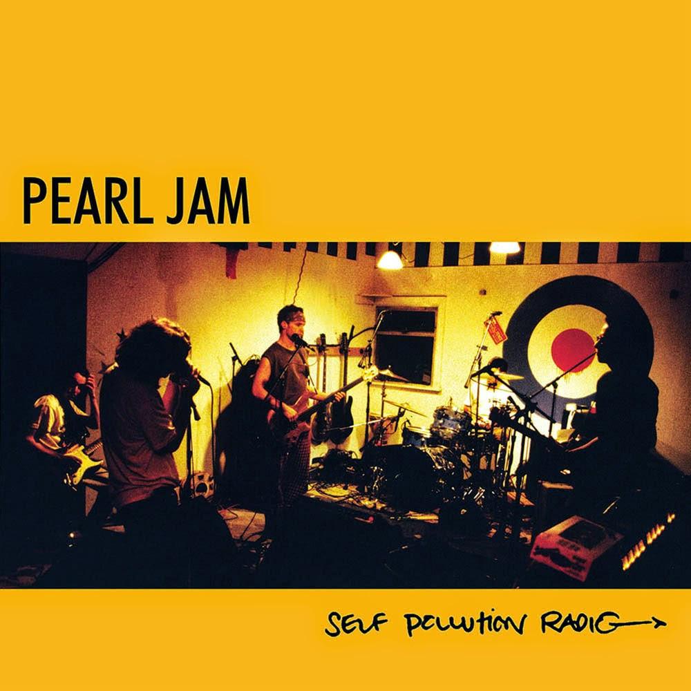 Download mp3 full flac album vinyl rip Black Mirror - Pearl Jam - Self Pollution Live (CD)