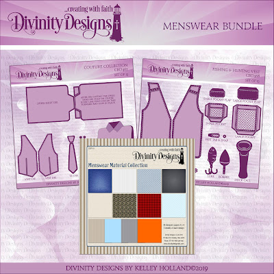 Divinity Designs Menswear Bundle