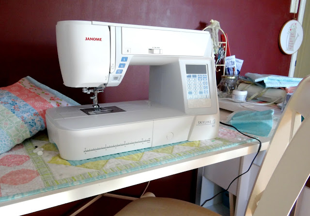 Image Result For How To Fill A Bobbin On A Janome Sewing Machine