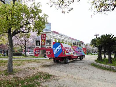 大阪ダックツアー 水陸両用バス