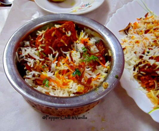 how to make chicken tikka biryani