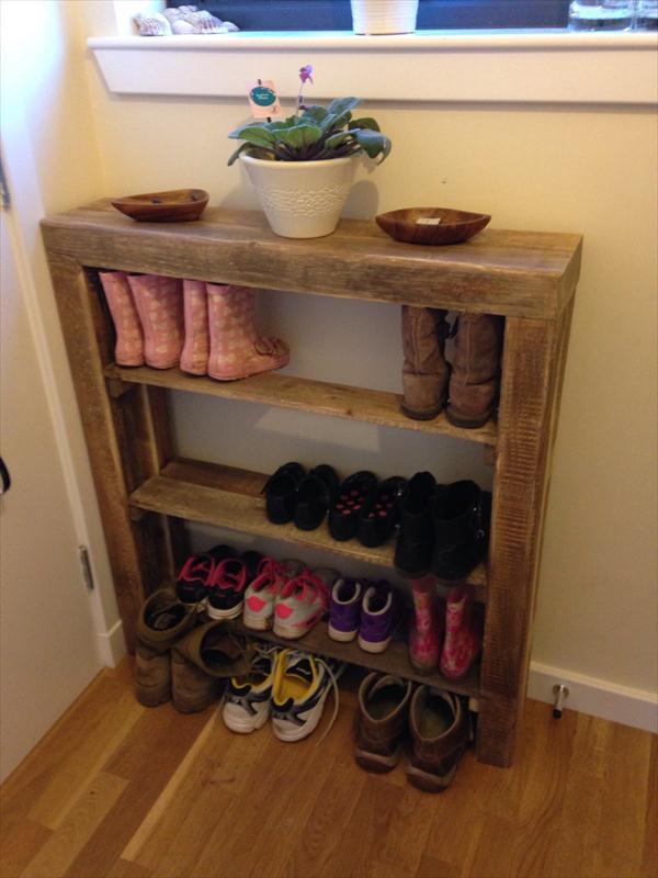 Shoe storage ideas with diy videos - Homemade shoe storage ideas ...