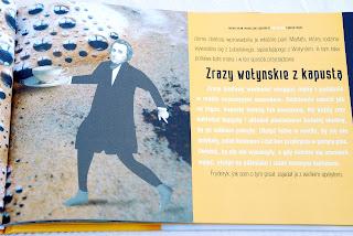 Wnętrze książki – Chopin z kawą