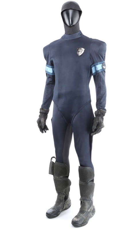 Star Trek Iowa cop uniform