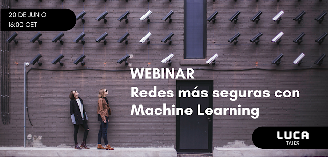 WEBINAR: Making online networks safer through Machine Learning