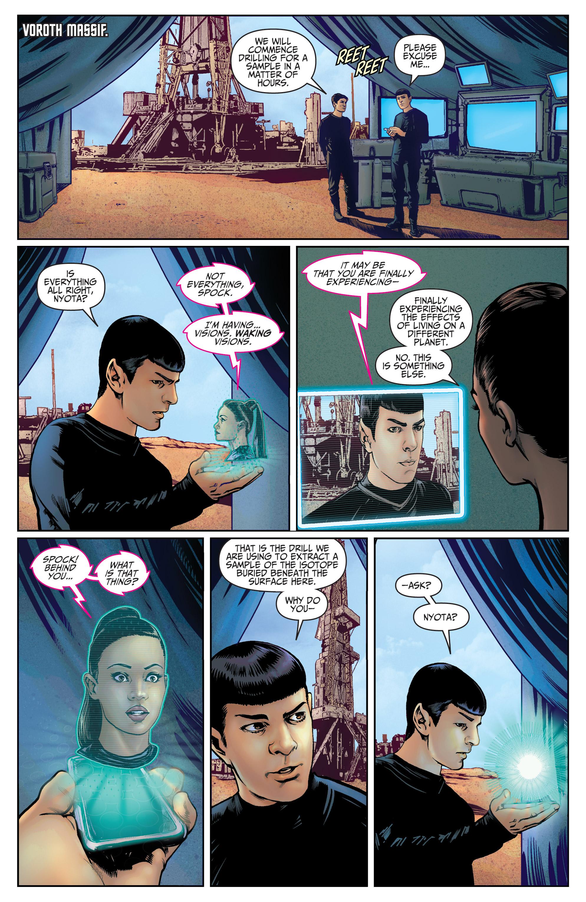 Read online Star Trek: Boldly Go comic -  Issue #9 - 15