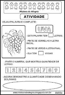 Símbolos da páscoa uva