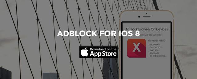 إزالة الإعلانات من آيباد ، إزالة الإعلانات من آيفون ، تطبيق لإزالة الإعلانات في آيفون ، تطبيق لإزالة الإعلانات من آيباد ، تطبيق Ad-Blocker