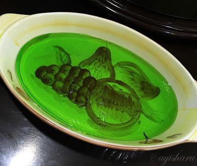 Buko Pandan Jelly