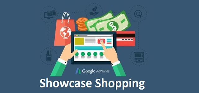 Google AdWords lance le format d'annonce Showcase Shopping