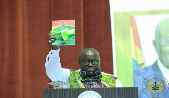 President Akufo-Addo Launches National Public Sector Reform Strategy