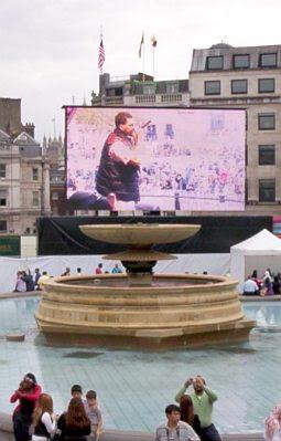 Eid Festival in Trafalgar Square #3