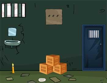 Juegos de Escape - Genie Abandoned Prison Escape
