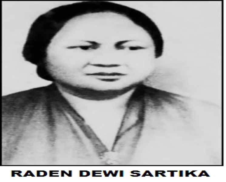 R.A Dewi Sartika : Sejarah Singkat Kisah Hidup,Biografi dan Profil Pahlawan