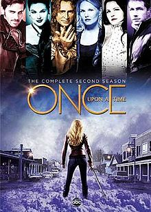 Era Uma Vez - Once Upon a Time 2ª Temporada Séries Torrent Download capa