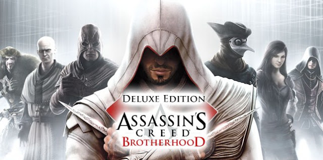Free Download Games  Assassins Creed Brotherhood Complete Edition