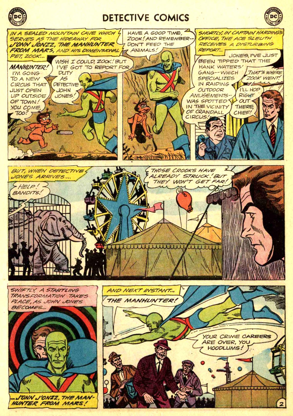 Detective Comics (1937) 318 Page 23